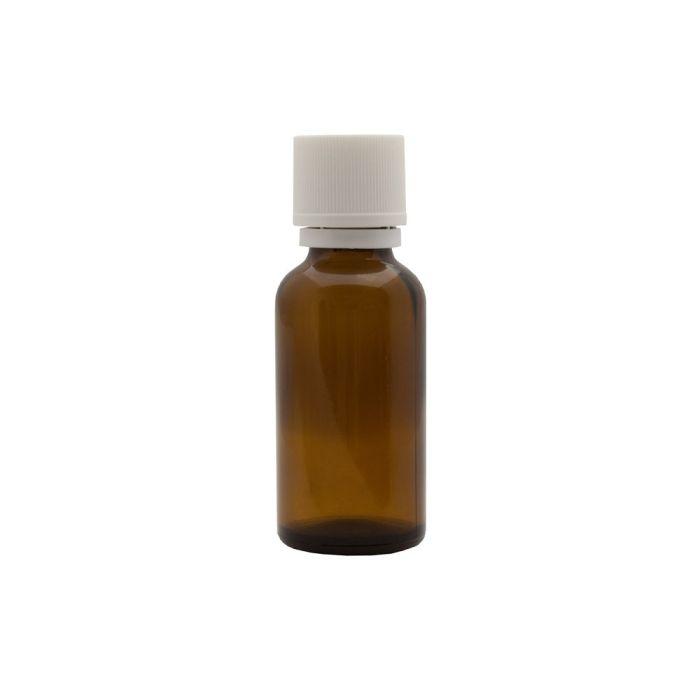 30ml Braunglasflasche + KISI Deckel