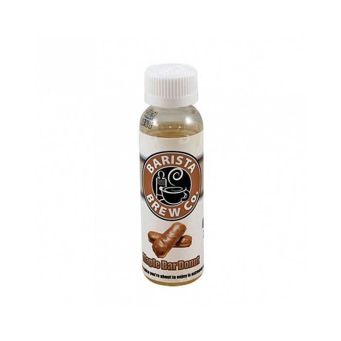 Barista Brew Co. - Maple Bar Donut 50ml (Shortfill)