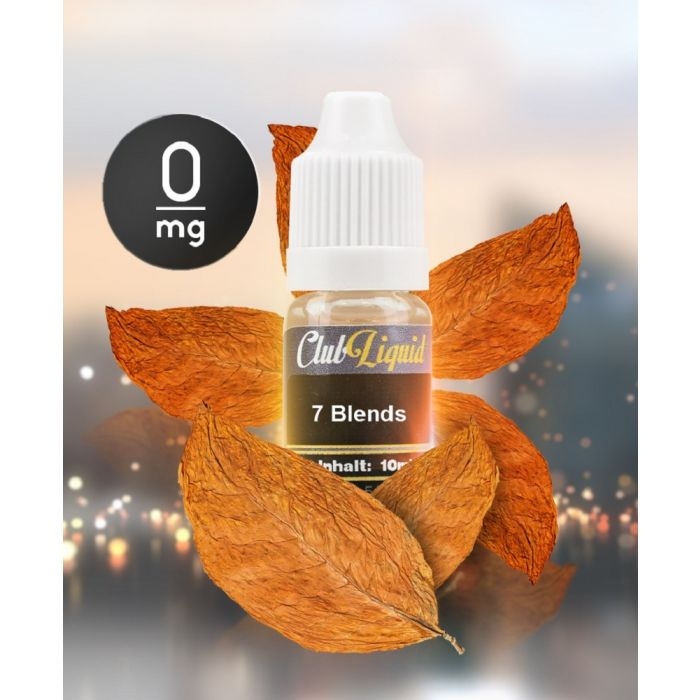 CLUB-Liquid 7 Blends (10 ml)