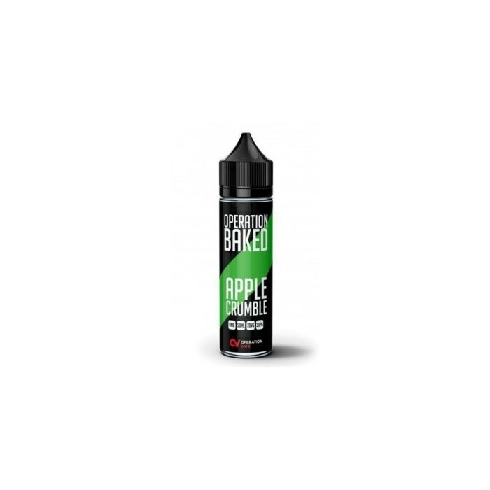 Operation - Baked Apple Crumble 50 ml