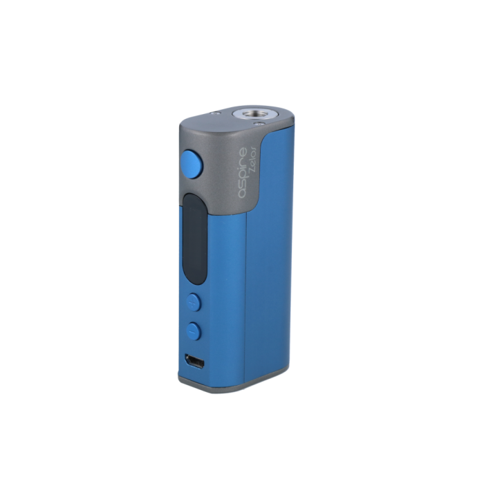 Aspire ZELOS BoxMod blau