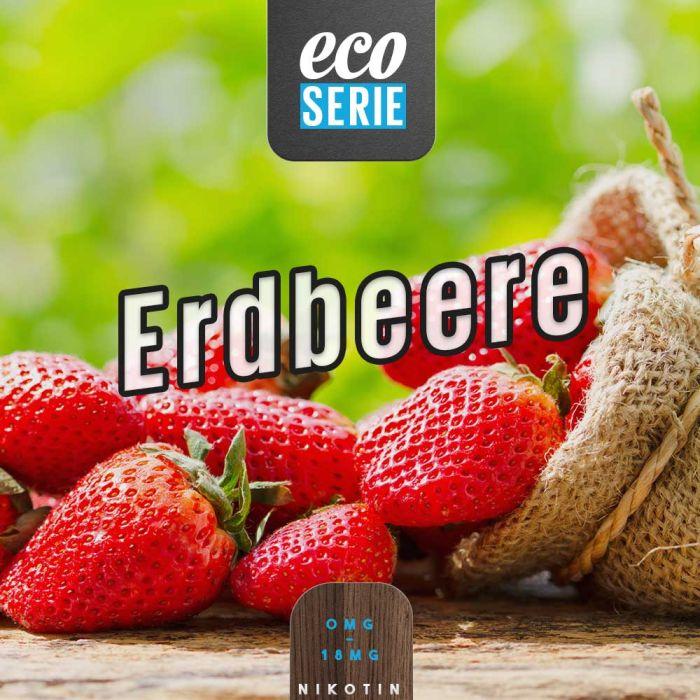 ECO-Liquid Erdbeere 5 x 10 ml