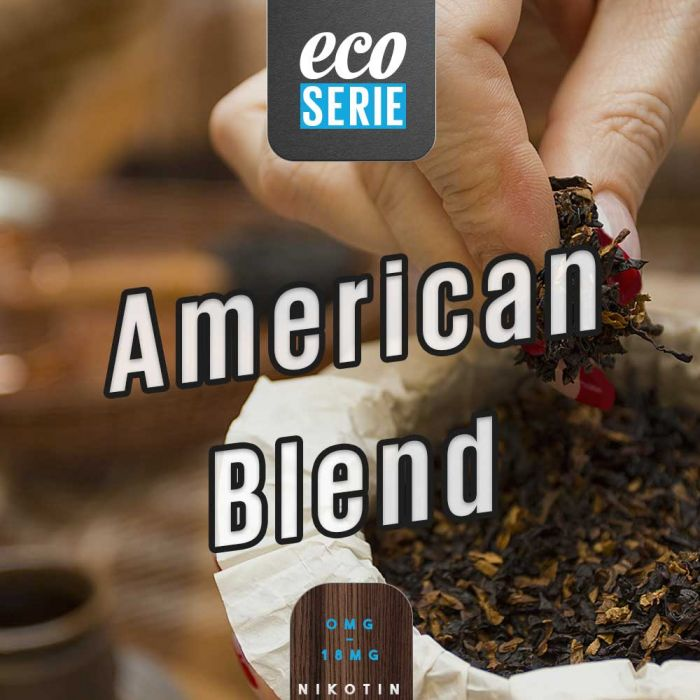 ECO-Liquid American Blend 5 x 10 ml