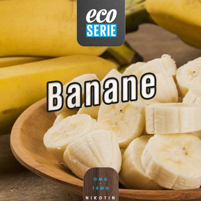 ECO-Liquid Banane 5 x 10 ml