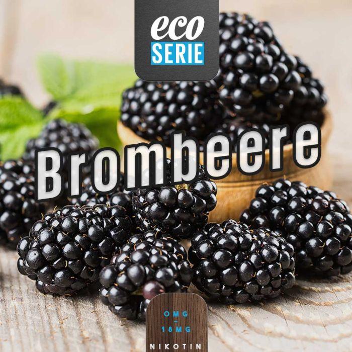 ECO-Liquid Brombeere 5 x 10 ml
