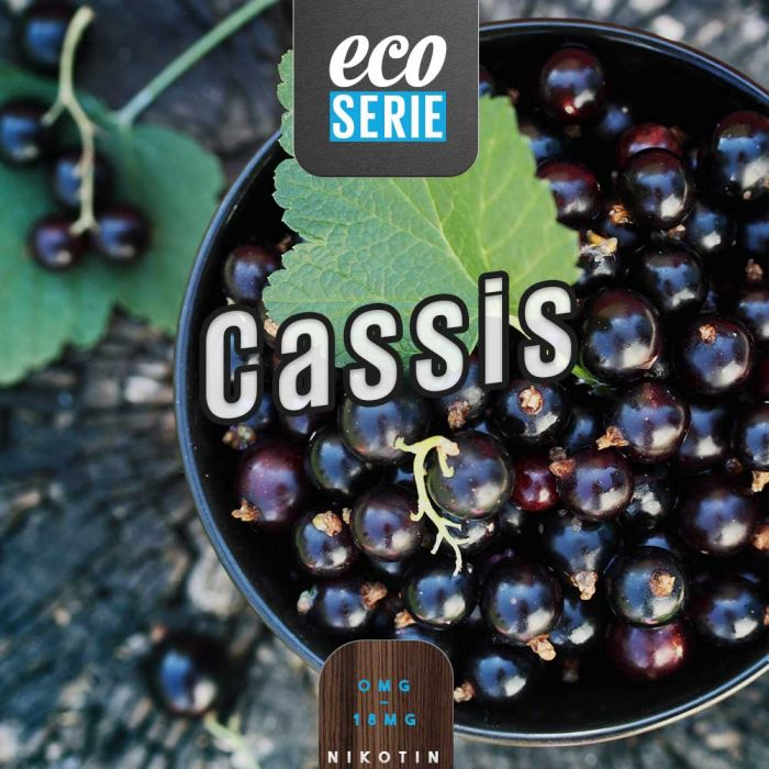 ECO-Liquid Cassis 5 x 10 ml