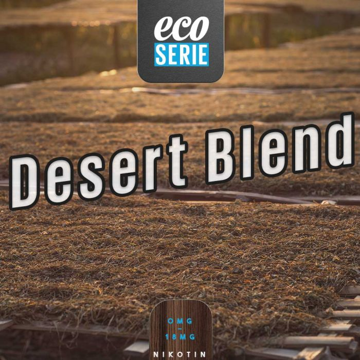 ECO-Liquid Desert Blend 5 x 10 ml