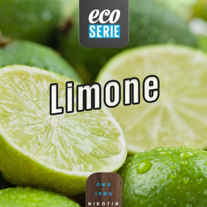 ECO-Liquid Limone 5 x 10 ml
