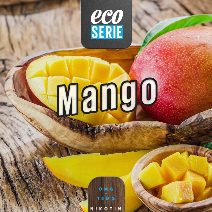 ECO-Liquid Mango 5 x 10 ml