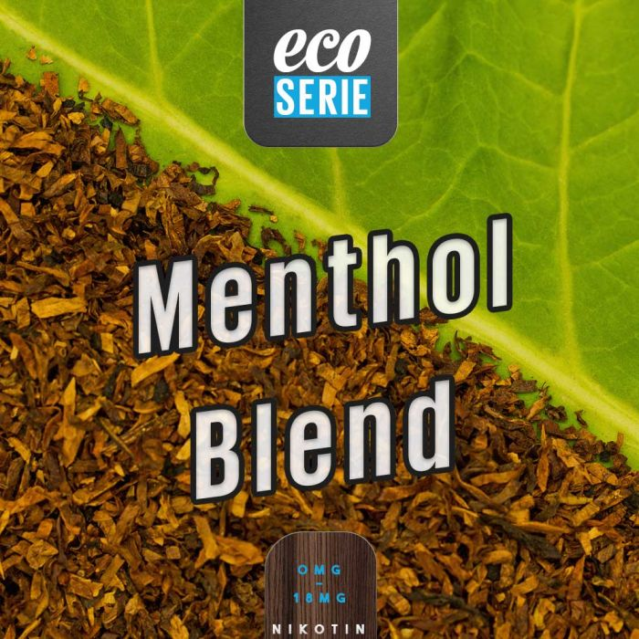 ECO-Liquid Menthol Blend 5 x 10 ml