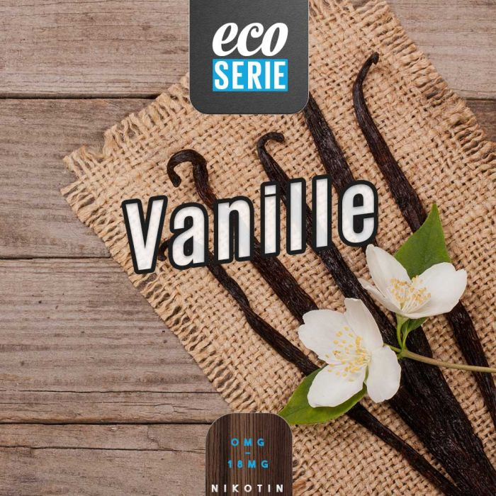 ECO-Liquid Vanille 5 x 10 ml