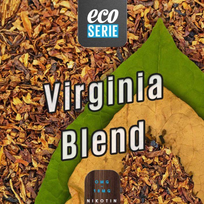 ECO-Liquid Virginia Blend 5 x 10 ml