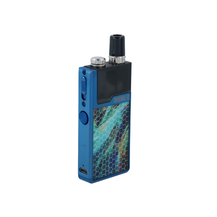 Lost Vape Quest Original Q E-Zigaretten Set blau