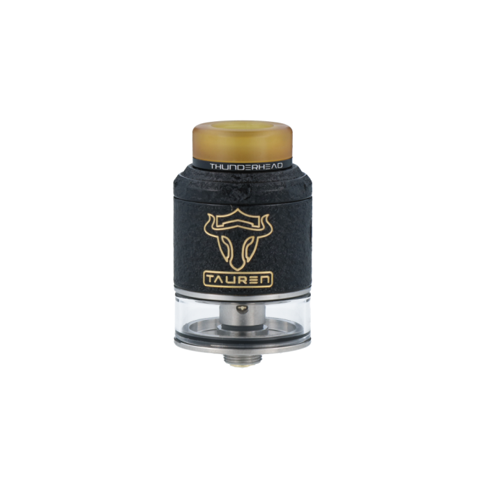 ThunderHead Creations Tauren RDTA Clearomizer Set schwarz