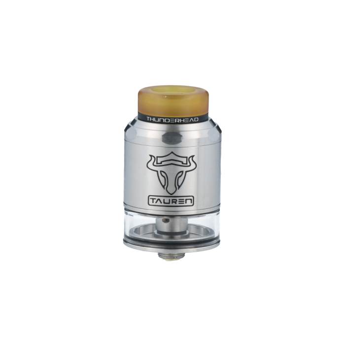 ThunderHead Creations Tauren RDTA Clearomizer Set silber