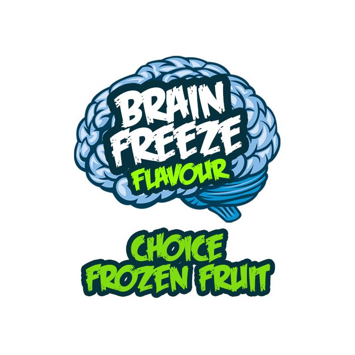 Choice Frozen Fruit Aroma 10 ml - Brain Freeze