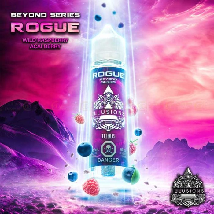 Rogue by Illusions - 50 ml