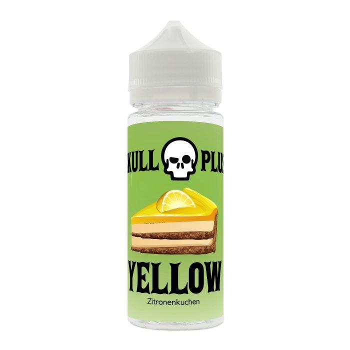 Skull Plus Yellow