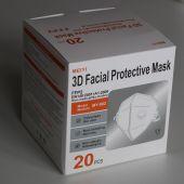 FFP2 Maske EN149:2001+A1:2009 - 20er Box